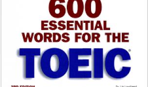Bộ từ vựng hay gặp nhất trong kì thi toeic (phần mềm curious)